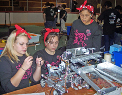 robotics-1 Rosie the Riveter: Rosie Would Be Impressed With Her Great Granddaughters Generation