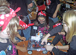 robotics-2 Rosie the Riveter: Rosie Would Be Impressed With Her Great Granddaughters Generation