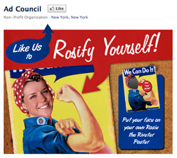 rosie-today-show-ad-council-8-rosify Rosie the Riveter (and Her Bandana) Appears on Today Show