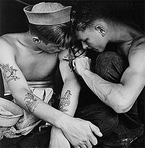 sailor-tattoos-small Rosie Gets a Tattoo; You Can Do It…Too!