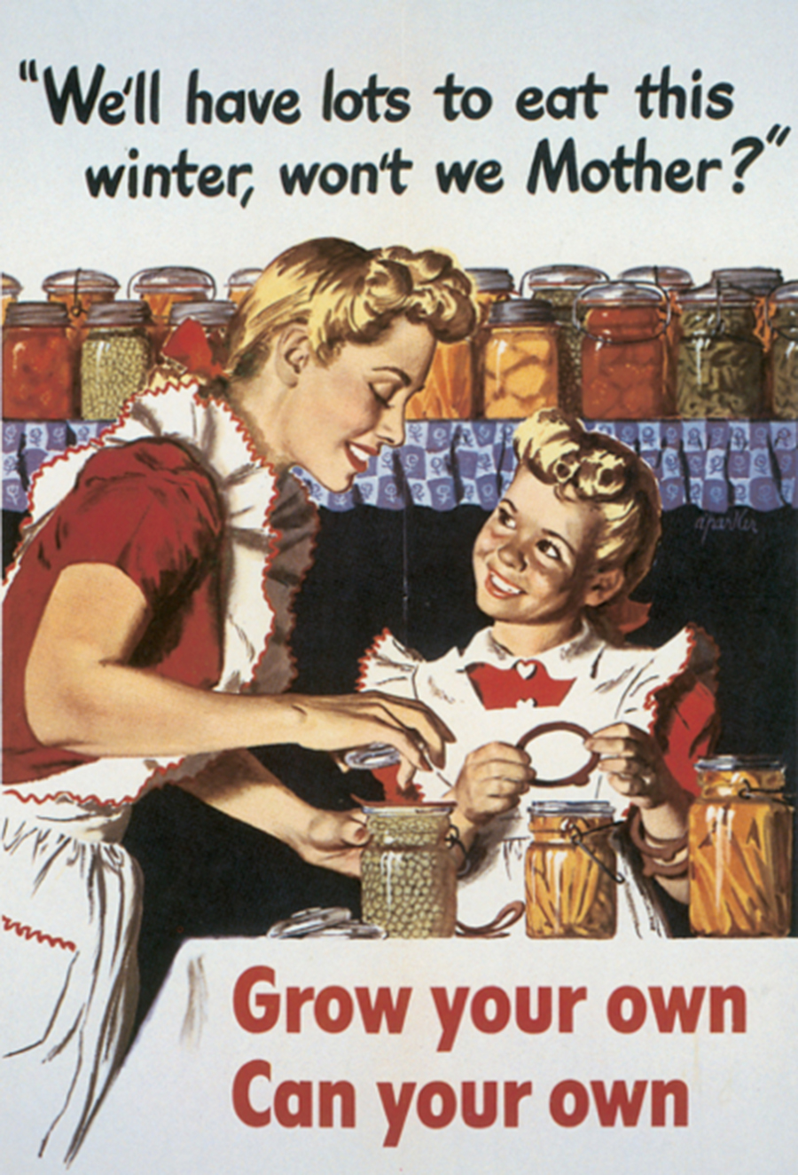 Rosie the Riveter Recipes