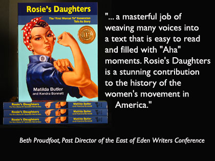 Rosies Daughters Review by Beth Proudfoot - RosiesDaughters.com